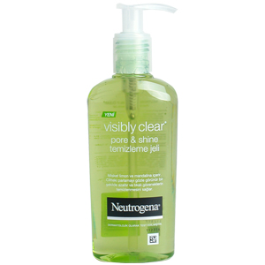 Neutrogena Visibly Clear Pore & Shine Temizleme Jeli 200 ml