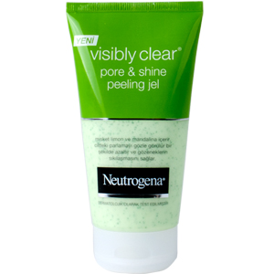 Neutrogena Visibly Clear Pore & Shine Peeling Jel 150 ml