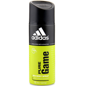 Adidas Pure Game Deo Body Spray