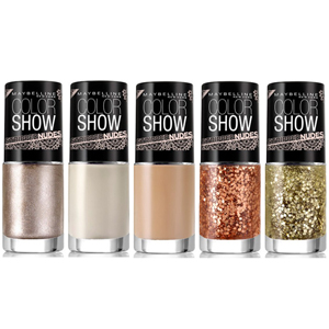 Maybelline Color Show Stripped Nudes Oje