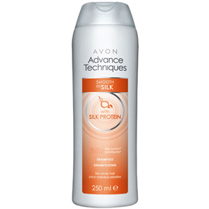 AVON Advance Techniques Smooth as Silk İpeksi Görünüm Veren Şampuan 250 ml