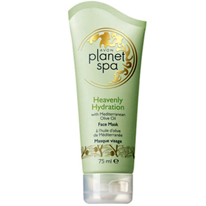 AVON Planet Spa Heavenly Hydration Zeytinyağı Özlü Yüz Maskesi 75 ml