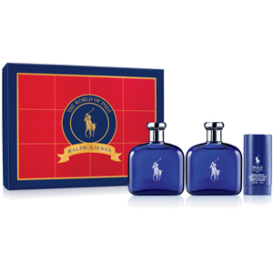Ralph Lauren Polo Blue Edt 125 ml Erkek Parfüm Seti
