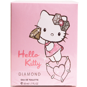 Hello Kitty Diamond EDT 50 ml Çocuk Parfümü