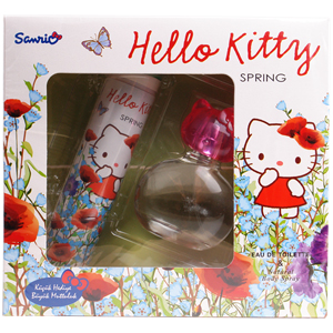 Hello Kitty Spring EDT 50 ml Çocuk Parfüm Seti