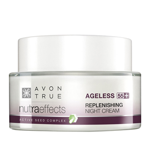 AVON Nutra Effects Ageless Multi Action Yaşlanma Karşıtı Gece Kremi - 50ml