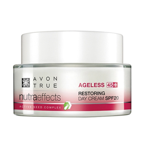 AVON Nutra Effects Ageless Advanced Multi Action İleri Yaşlanma Karşıtı Gündüz Kremi SPF20 - 50ml