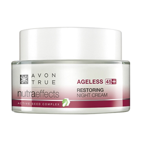 AVON Nutra Effects Ageless Advanced Multi Action İleri Yaşlanma Karşıtı Gece Kremi - 50ml
