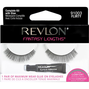 Revlon Fantasy Lengths Flirty Takma Kirpik - 91003