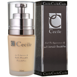 Cecile End The Appearance Of Anti Wrinkle Foundation