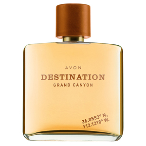 AVON Destination Grand Canyon EDT  75 ml Erkek Parfümü