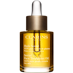 Clarins Santal Face Treatment Oil  30 ml Kuru Ciltler İçin