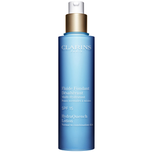 Clarins HydraQuench Lotion SPF 15 50 ml Normal ve Karma Ciltler İçin