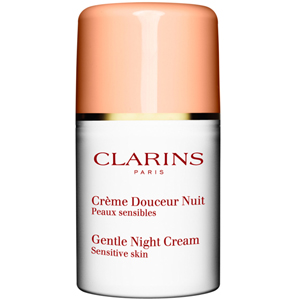 Clarins Gentle Care Night Cream 50 ml Hassas Ciltler İçin