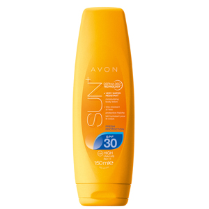 AVON Sun+ Fresh Protection Güneş Losyonu SPF30 - 150ml