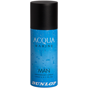 Dunlop Acqua Marine Deodorant Spray 150 ml