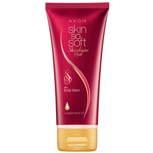 AVON Skin So Soft Skindisiac Red İpeksi Vücut Losyonu - 200 ml