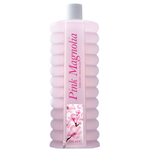 AVON Bubble Bath Pembe Manolya Kokulu Banyo Köpüğü - 500 ml