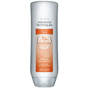 AVON Advance Techniques Smooth as Silk İpeksi Görünüm Veren Saç Kremi - 250ml