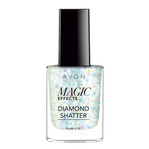 AVON Magic Effects Son Kat Tırnak Cilası-Oje