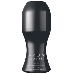 AVON Classic Antiperspirant Roll On Deodorant - 50 ml
