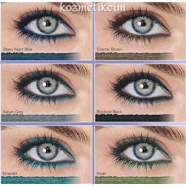 Shani Emerald: Avon Glimmerstick Açılıp Kapanabilen Göz Kalemi Starry
