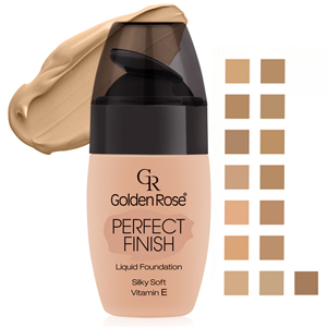 Golden Rose Perfect Finish Liquid Fondöten
