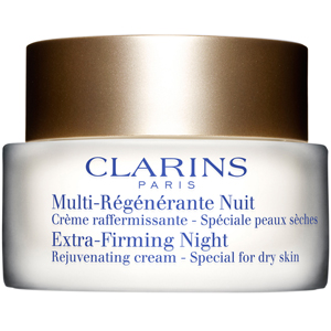 Clarins Extra-Firming Night Rejuvenating Cream 50 ml Kuru Ciltler İçin