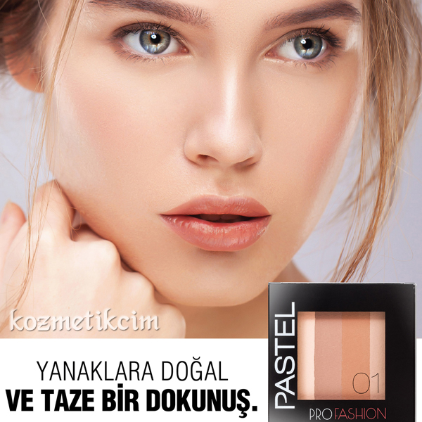 Pastel Profashion Colorist Blush Allık