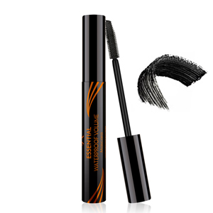 Golden Rose Essential Waterproof Mascara Siyah