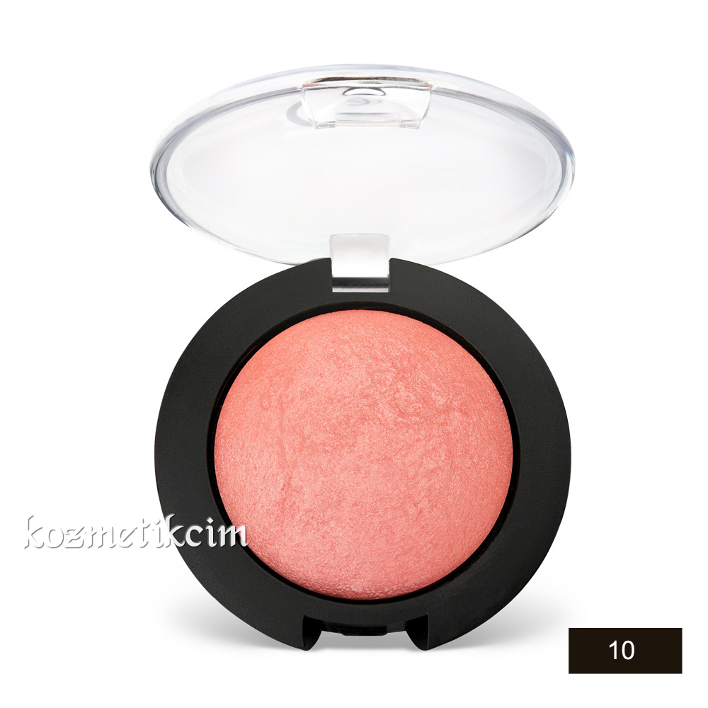 Golden Rose Terracotta Blush-On Allık 10