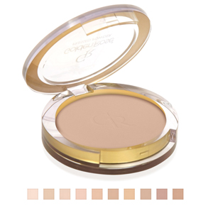 Golden Rose Pressed Powder Pudra