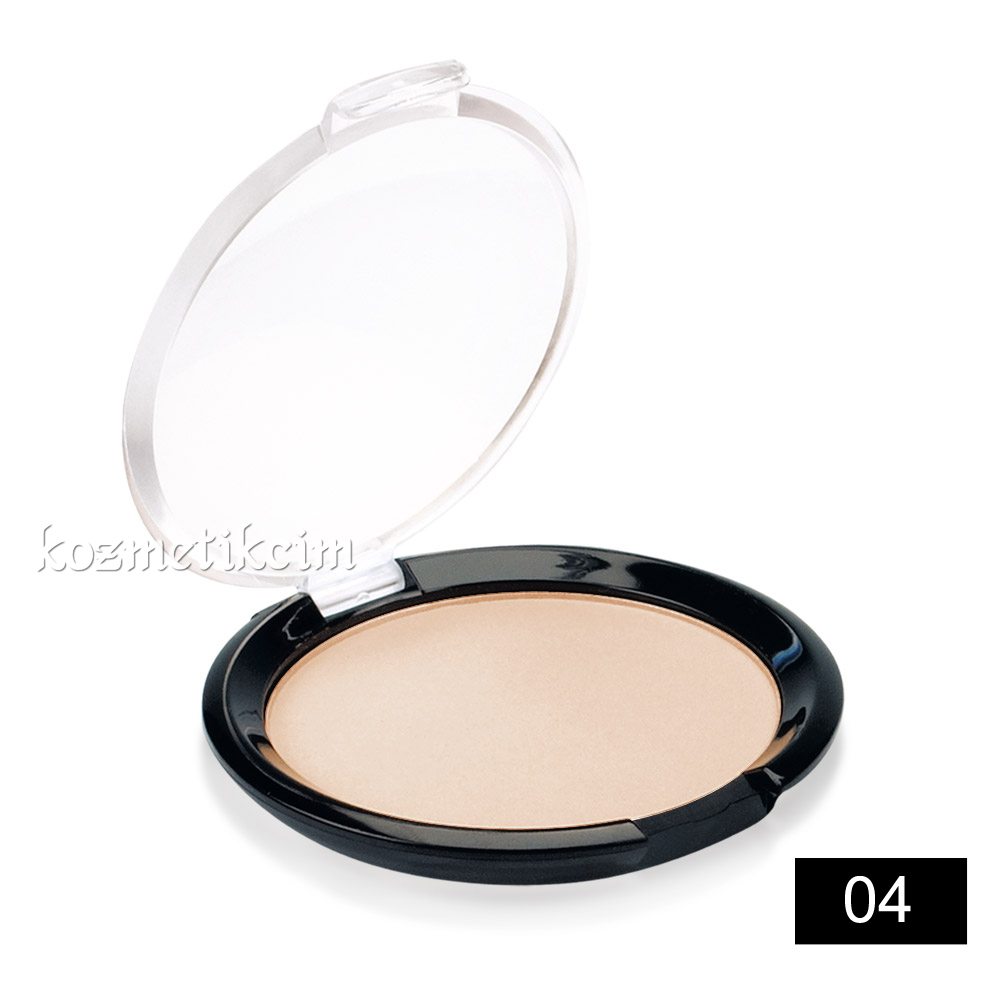 Golden Rose Silky Touch Compact Powder Pudra 04
