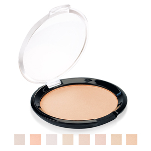 Golden Rose Silky Touch Compact Powder Pudra