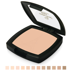 Golden Rose Paris Compact Powder Pudra