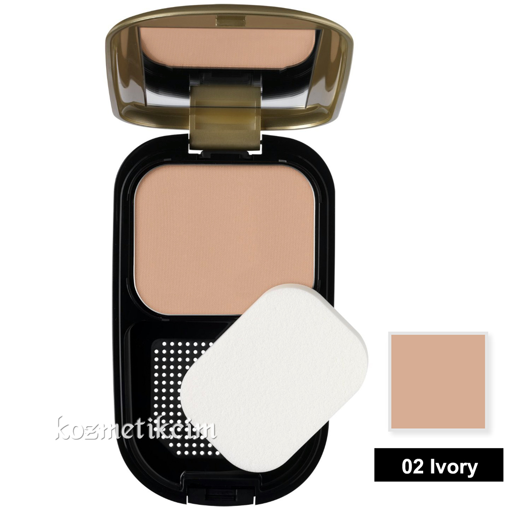 Max Factor Facefinity Compact Foundation SPF 15 02 Ivory