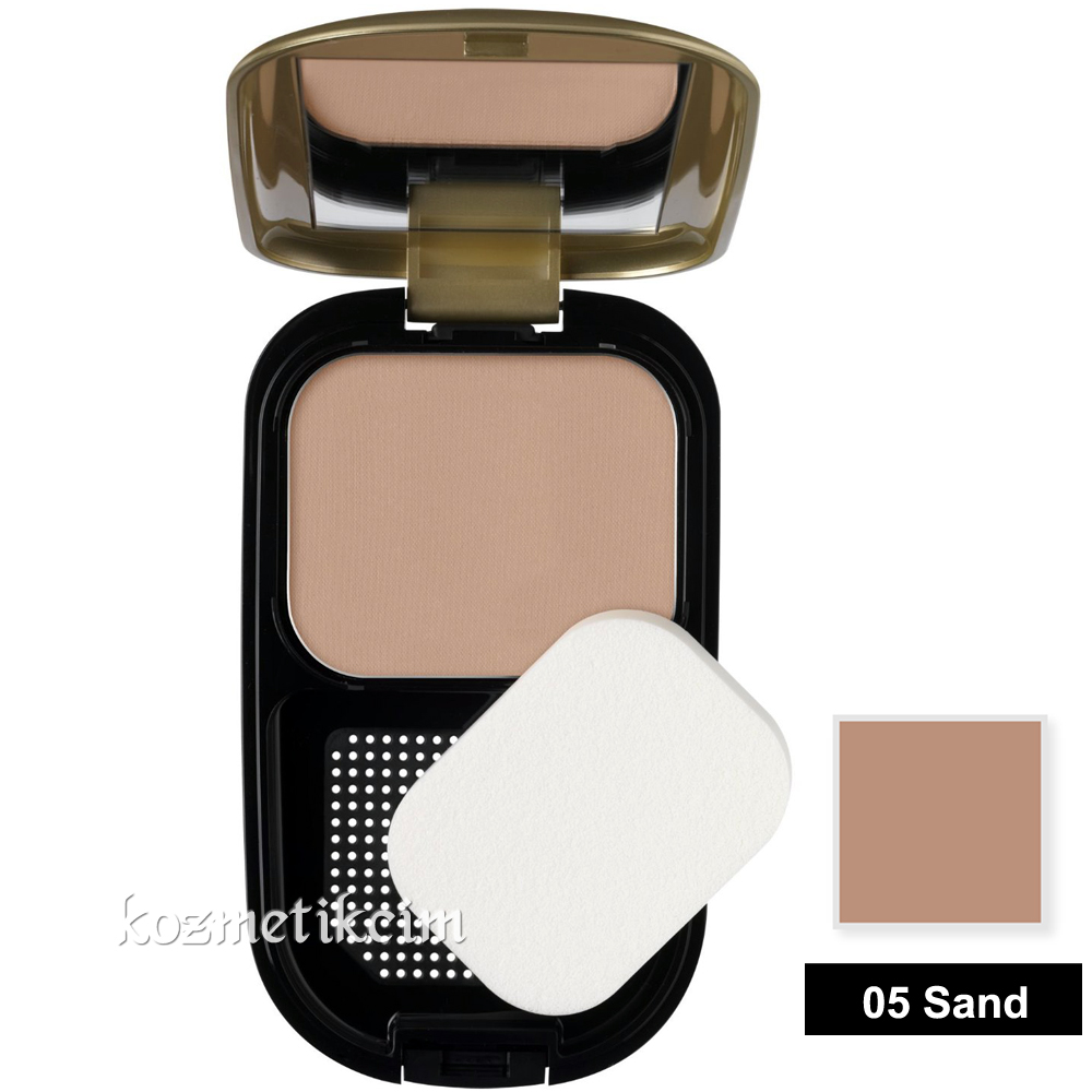 Max Factor Facefinity Compact Foundation SPF 15 05 Sand
