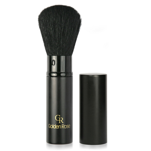 Golden Rose Retractable Powder Brush Pudra Fırçası