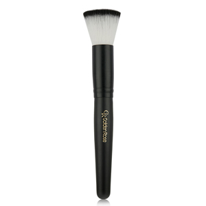 Golden Rose Round Face Brush Yüz Fırçası