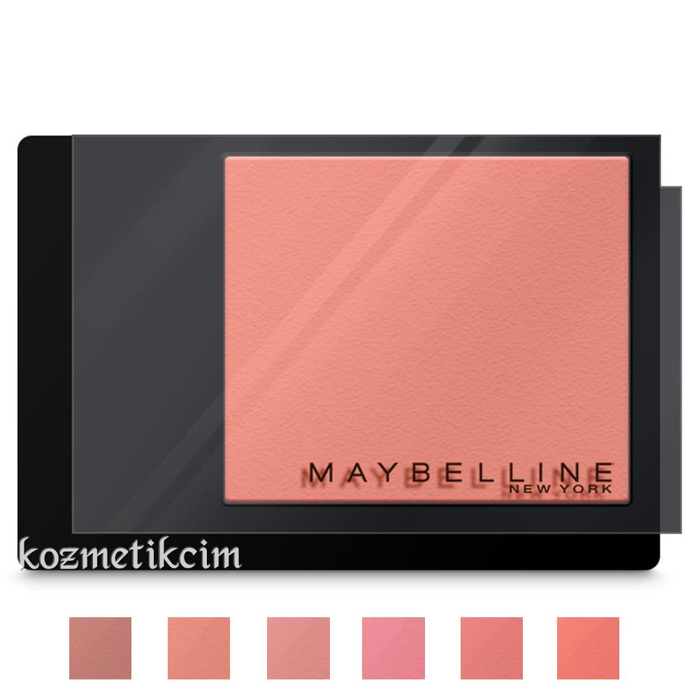 Maybelline Master Heat Blush Allık Kozmetikcim