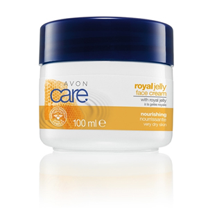 AVON Care Royal Jelly Arı Sütü İçeren Yüz Kremi - 100 ml