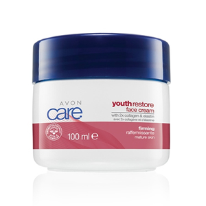 AVON Care Youth Restore Kolajen ve Elastin İçeren Yüz Kremi - 100 ml