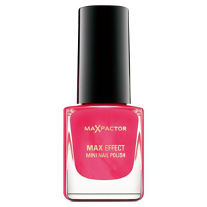 Max Factor Max Effect 23 Hot Pink Oje