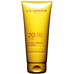 Clarins Sun Care Cream Moderate Protection UVB/UVA 20