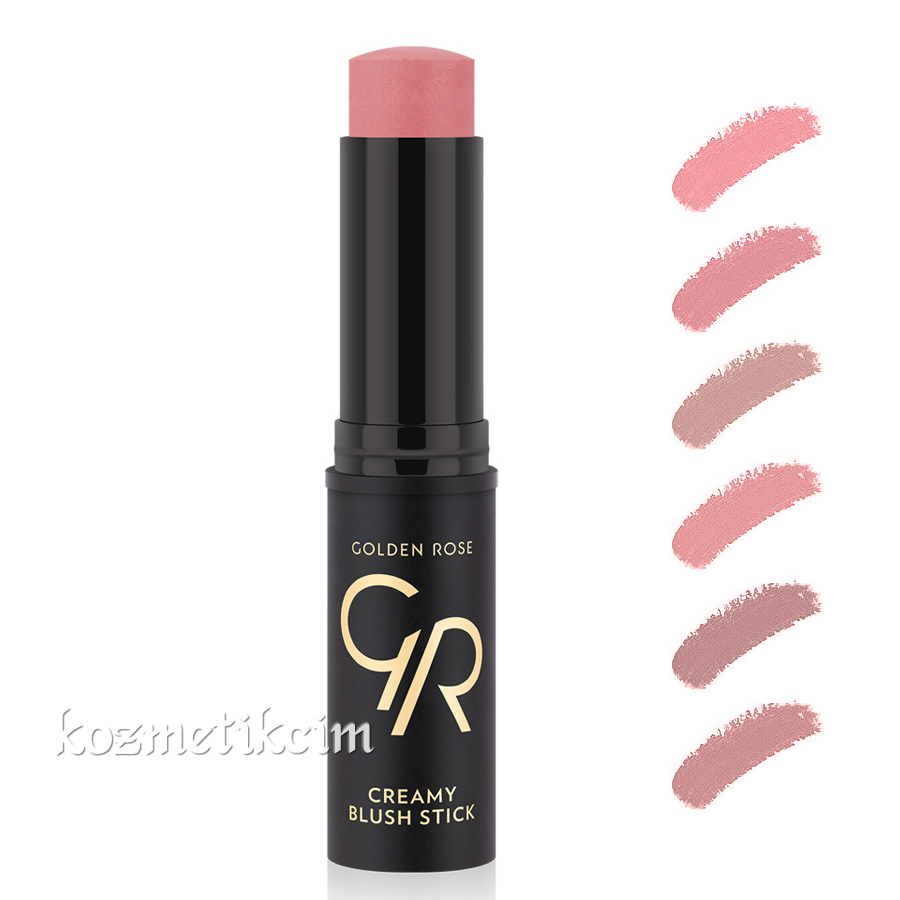 Golden Rose Creamy Blush Stick