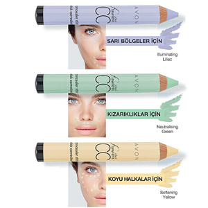 AVON Ideal Flawless CC Stik Kapatıcı
