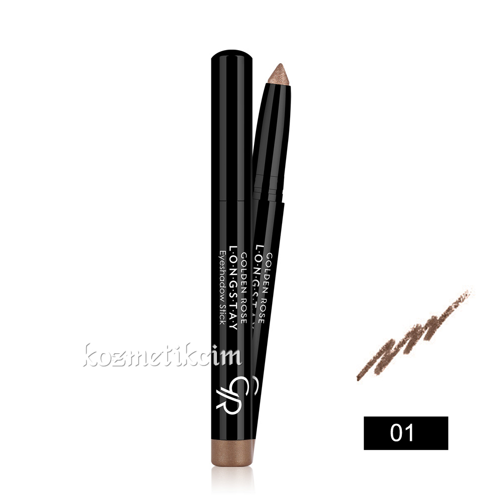 Golden Rose Longstay Eyeshadow Stick 01