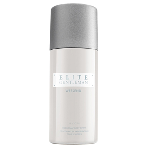 AVON Elite Gentleman Weekend Sprey Deodorant