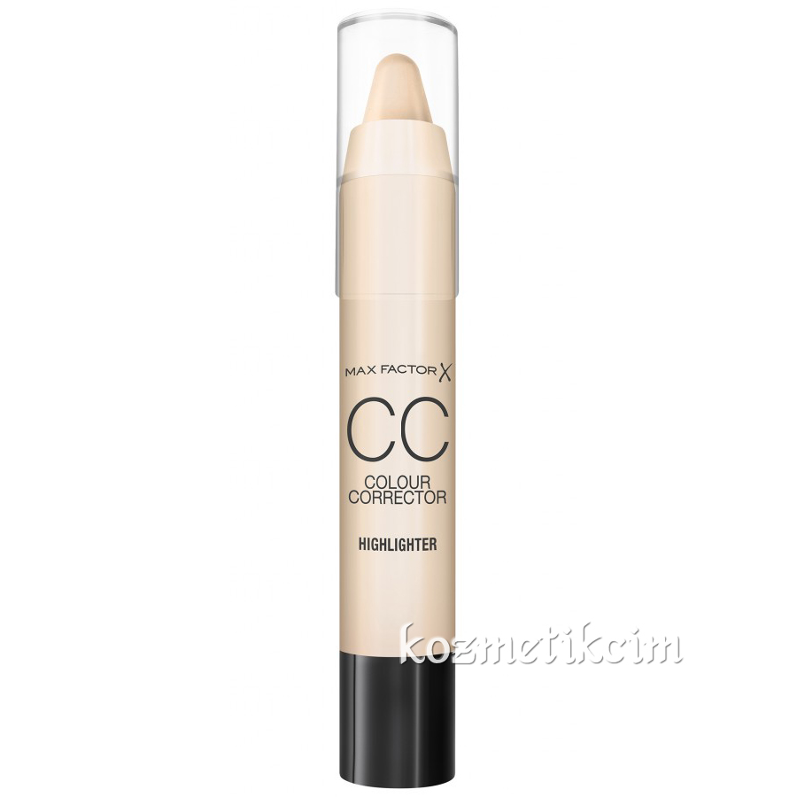 Max Factor Colour Corrector Stick Champagne Highlighter