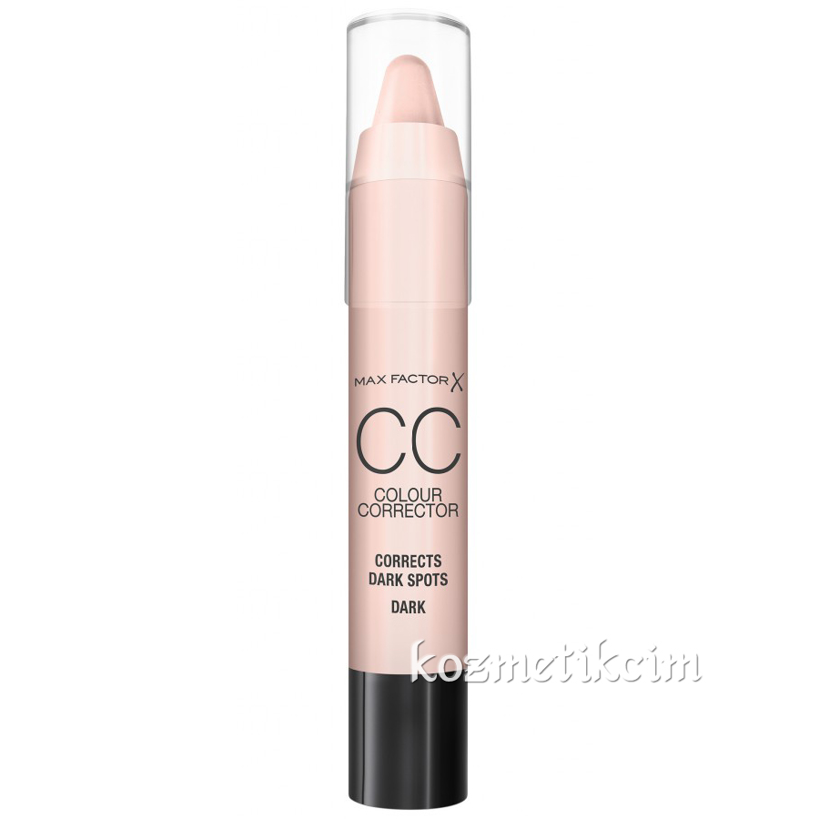 Max Factor Colour Corrector Stick Peach Dark Spots Dark